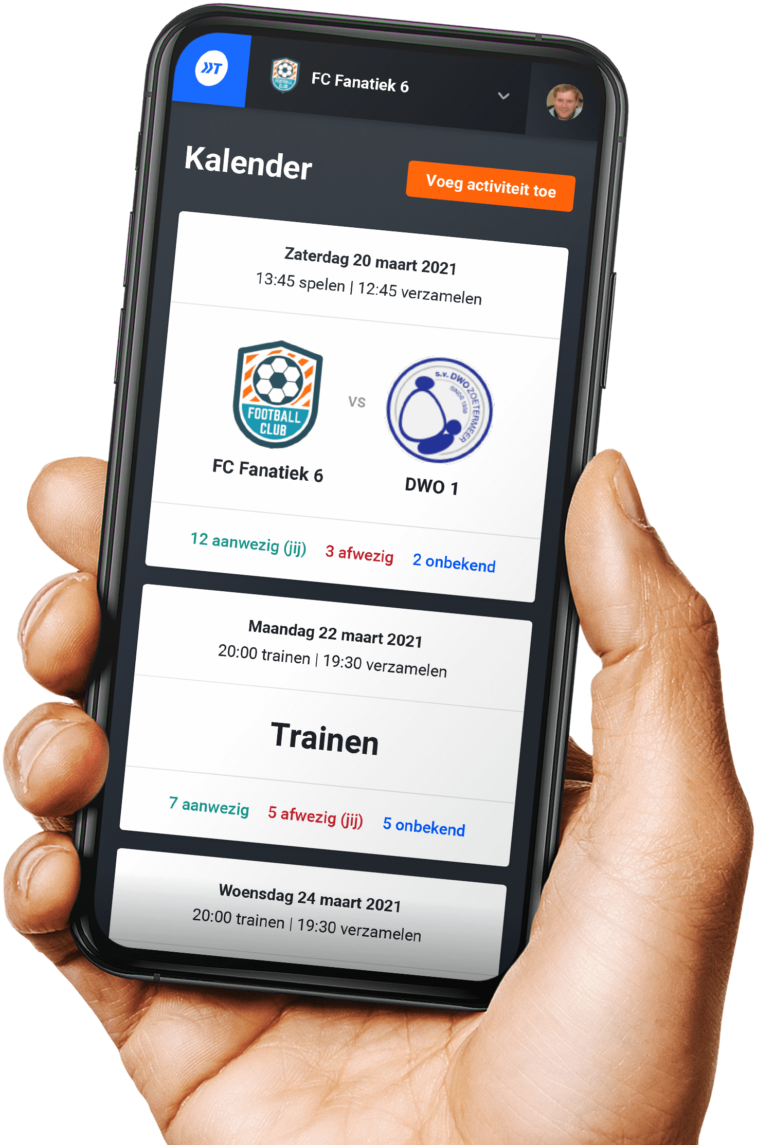 About Next Match web app